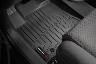 WeatherTech® 442771 - DigitalFit™ Molded Floor Liners (1st Row, Black)