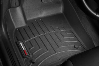 WeatherTech® 442791 - DigitalFit™ Molded Floor Liners (1st Row, Black)