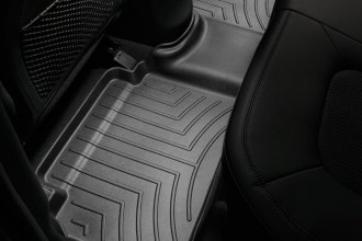 WeatherTech® 442922 - DigitalFit™ Molded Floor Liners (2nd Row, Black)