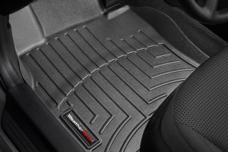 WeatherTech® 442961 - DigitalFit™ Molded Floor Liners (1st Row, Black)