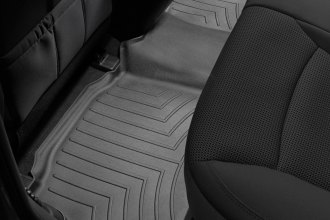 WeatherTech® 442962 - DigitalFit™ Molded Floor Liners (2nd Row, Black)