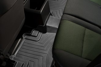 WeatherTech® 443112 - DigitalFit™ Molded Floor Liners (2nd Row, Black)