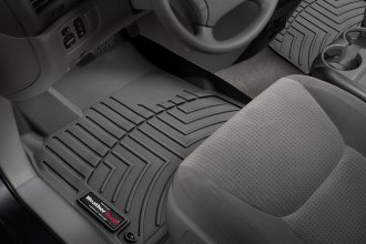 WeatherTech® 443151 - DigitalFit™ Molded Floor Liners (1st Row, Black)
