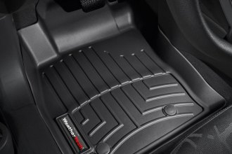 WeatherTech® 443231 - DigitalFit™ Molded Floor Liners (1st Row, Black)