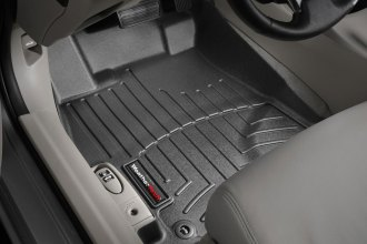 WeatherTech® 443731 - DigitalFit™ Molded Floor Liners (1st Row, Black)