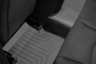 WeatherTech® 443762 - DigitalFit™ Molded Floor Liner (2nd Row, Black)