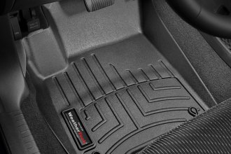 WeatherTech® 443771 - DigitalFit™ Molded Floor Liners (1st Row, Black)