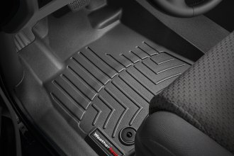 WeatherTech® 444081 - DigitalFit™ Molded Floor Liners (1st Row, Black)