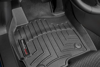 WeatherTech® 444191 - DigitalFit™ Molded Floor Liners (1st Row, Black)