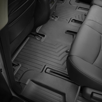WeatherTech®® - DigitalFit™ Molded Floor Liner - Black