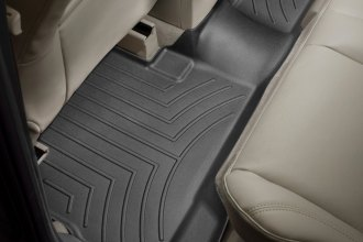 WeatherTech® 444592 - DigitalFit™ Molded Floor Liner (2nd Row, Black)
