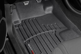 WeatherTech® 444681 - DigitalFit™ Molded Floor Liners (1st Row, Black)