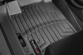WeatherTech® 444811 - DigitalFit™ Molded Floor Liners (1st Row, Black)