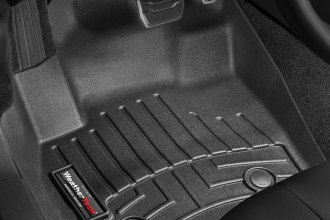 WeatherTech® 444831 - DigitalFit™ Molded Floor Liners (1st Row, Black)