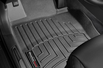 WeatherTech® 444891 - DigitalFit™ Molded Floor Liners (1st Row, Black)