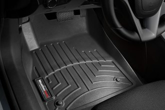 WeatherTech® 445231 - DigitalFit™ Molded Floor Liners (1st Row, Black)