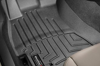 WeatherTech® 445311 - DigitalFit™ Molded Floor Liners (1st Row, Black)