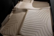 WeatherTech® - DigitalFit™ Molded Floor Liner - Tan