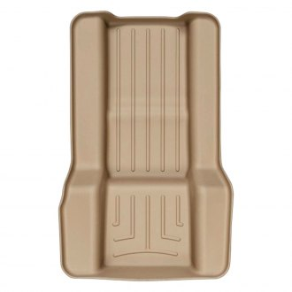 WeatherTech® - DigitalFit™ Molded Floor Liners - Center Aisle, Tan