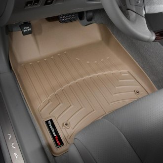 WeatherTech®® - DigitalFit™ Molded Floor Liners - Tan
