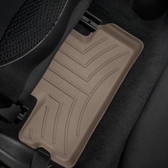WeatherTech® - DigitalFit™ Molded Floor Liners (2nd Row, Tan)