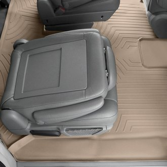 WeatherTech®® - DigitalFit™ Molded Floor Liner - Tan