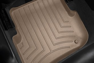 WeatherTech® 452192 - DigitalFit™ Molded Floor Liners (2nd Row, Tan)