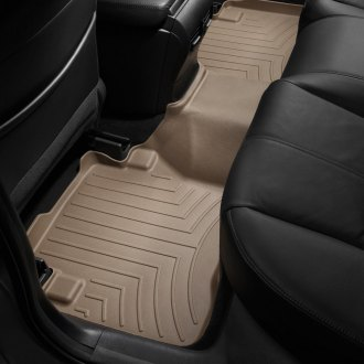 WeatherTech® - DigitalFit™ Molded Floor Liner (2nd Row, Tan)