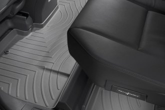 WeatherTech® 460502 - DigitalFit™ Molded Floor Liner (2nd Row, Gray)