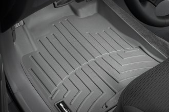 WeatherTech® 460961 - DigitalFit™ Molded Floor Liners (1st Row, Gray)