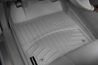 WeatherTech® 461301 - DigitalFit™ Molded Floor Liners (1st Row, Gray)