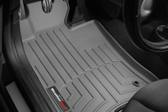 WeatherTech® 461361 - DigitalFit™ Molded Floor Liners (1st Row, Gray)