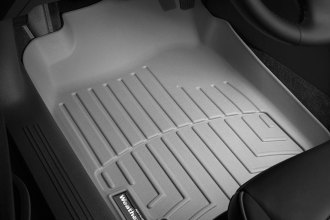 WeatherTech® 461441 - DigitalFit™ Molded Floor Liners (1st Row, Gray)