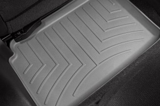 WeatherTech® 461452 - DigitalFit™ Molded Floor Liners (2nd Row, Gray)