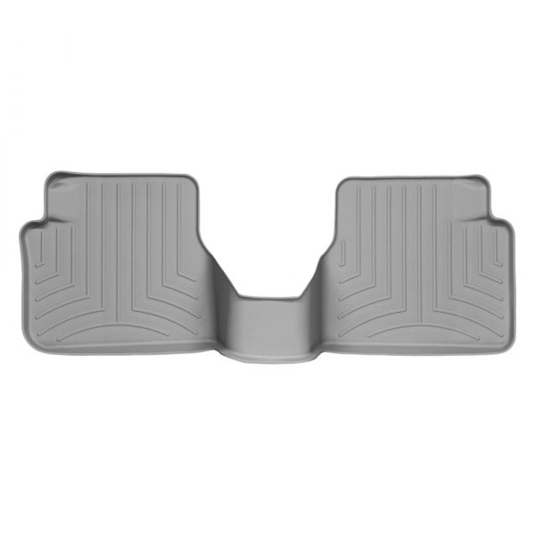 WeatherTech® - DigitalFit™ Molded Floor Liners - 2nd Row, Gray