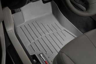 WeatherTech® 461881 - DigitalFit™ Molded Floor Liners (1st Row, Gray)