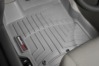 WeatherTech® 462271 - DigitalFit™ Molded Floor Liners (1st Row, Gray)