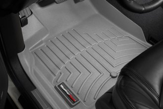 WeatherTech® 462511 - DigitalFit™ Molded Floor Liners (1st Row, Gray)