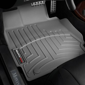 WeatherTech® - DigitalFit™ Molded Floor Liners (1st Row, Gray)