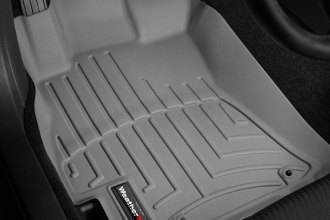 WeatherTech® 462591 - DigitalFit™ Molded Floor Liners (1st Row, Gray)