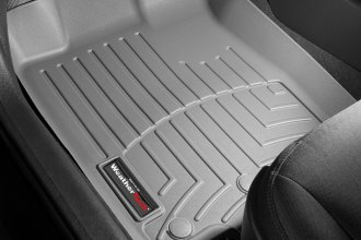 WeatherTech® 462991 - DigitalFit™ Molded Floor Liners (1st Row, Gray)
