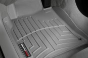 WeatherTech® - DigitalFit™ Molded Floor Liners - Gray