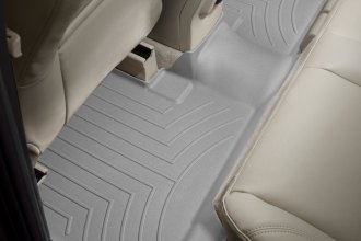 WeatherTech® 464592 - DigitalFit™ Molded Floor Liner (2nd Row, Gray)