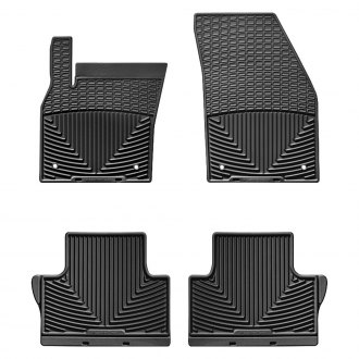 WeatherTech W171-W170 - All-Weather 1st & 2nd Row Black Floor Liners Set