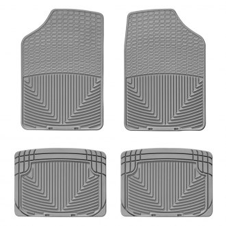 WeatherTech W2GR-W20GR - All-Weather 1st & 2nd Row Gray Floor Liners Set