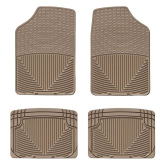 WeatherTech W2TN-W20TN - All-Weather 1st & 2nd Row Tan Floor Liners Set