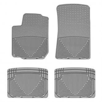 WeatherTech® - All-Weather 1st & 2nd Row Gray Floor Mats