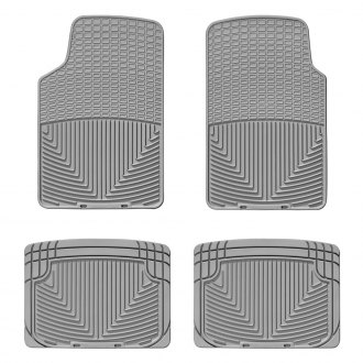 WeatherTech® - 1st & 2nd Row Gray Floor Liners Set