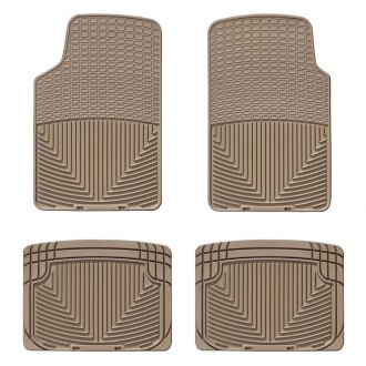WeatherTech® - 1st & 2nd Row Tan Floor Liners Set