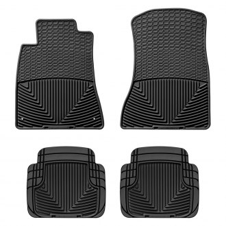 WeatherTech® - All-Weather 1st & 2nd Row Black Floor Liners Set